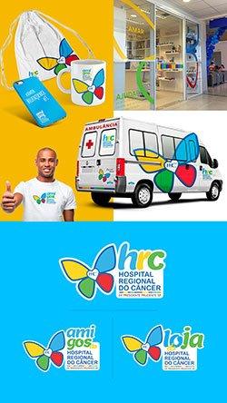 arte para o hospital regional do câncer de Presidente Prudente